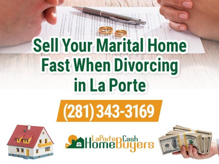 la porte divorce